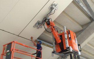 Mithilfe des CladMasters wurde die neue Sporthalle für den MVV Maastricht erfolgreich isoliert.